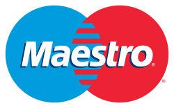 maestro creditcard