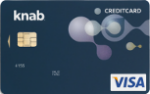 KNAB creditcard aanvragen