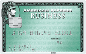 American Express Business Green review