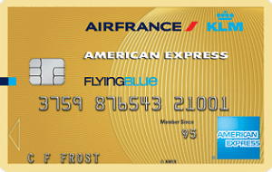 American Express Gold Flying Blue review