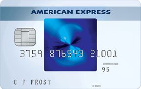 American Express Blue creditcard review