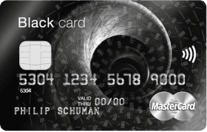 Mastercard Black review
