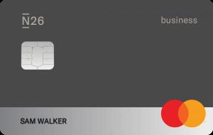 n26 business creditcard voor bedrijven